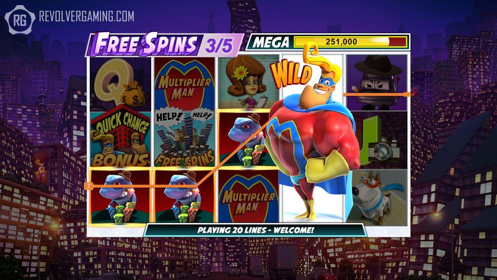 Revolver Gaming Slots - Play Free Revolver Games Online