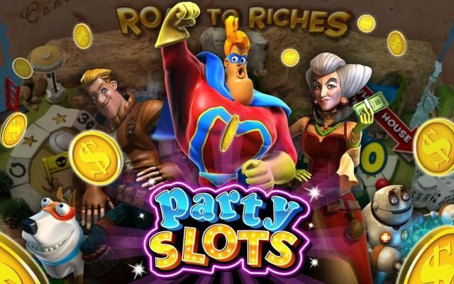 PartySlots goes live!