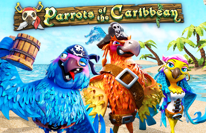 Parrots of the Caribbean™