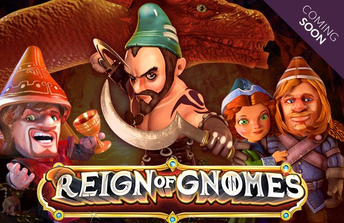 REIGN OF GNOMES™
